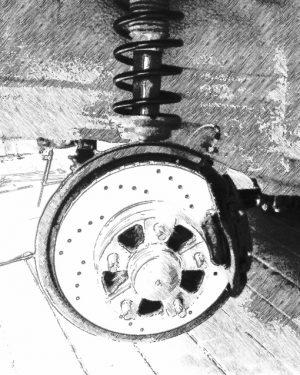 Bremse/Bremsanlage